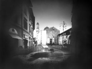 Arezzo Piazza Badia