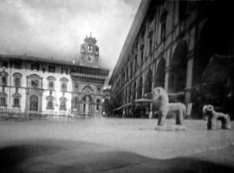 Arezzo in una Scatola