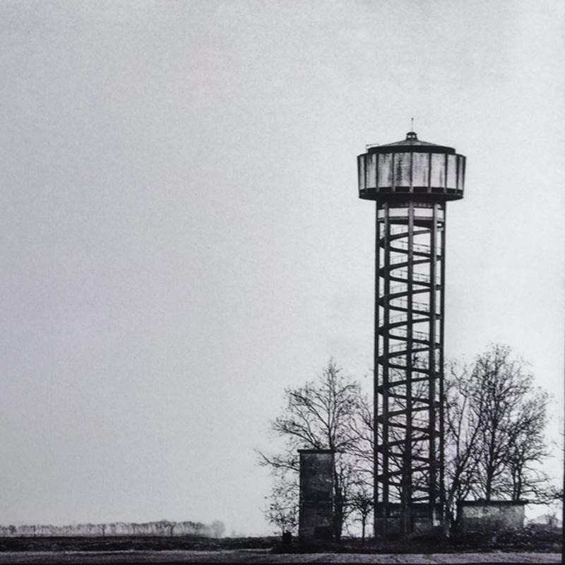 Torre d'acqua - callitipia - antica tecnica di stampa