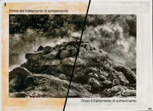 La Stampa al Carbone senza bicromato
